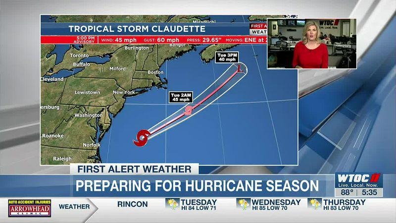 Hilton Head Hospital details emergency plans for hurricane season