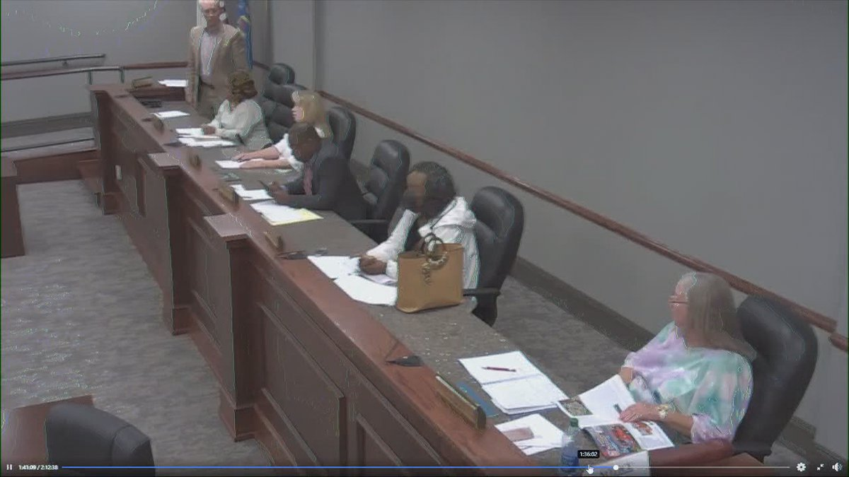 A Tarrant City councilman is under fire tonight after using a racial slur during a council...