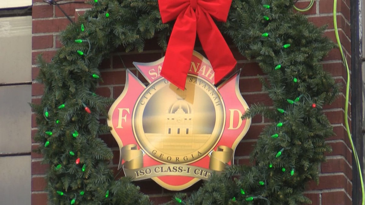 It may be Christmas, but frontline medical workers and first responders are still spending time...