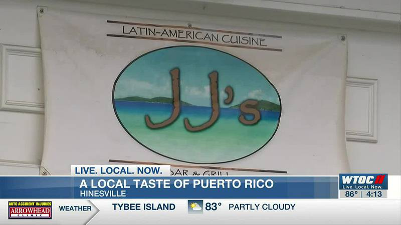 A taste of Puerto Rico in Hinesville