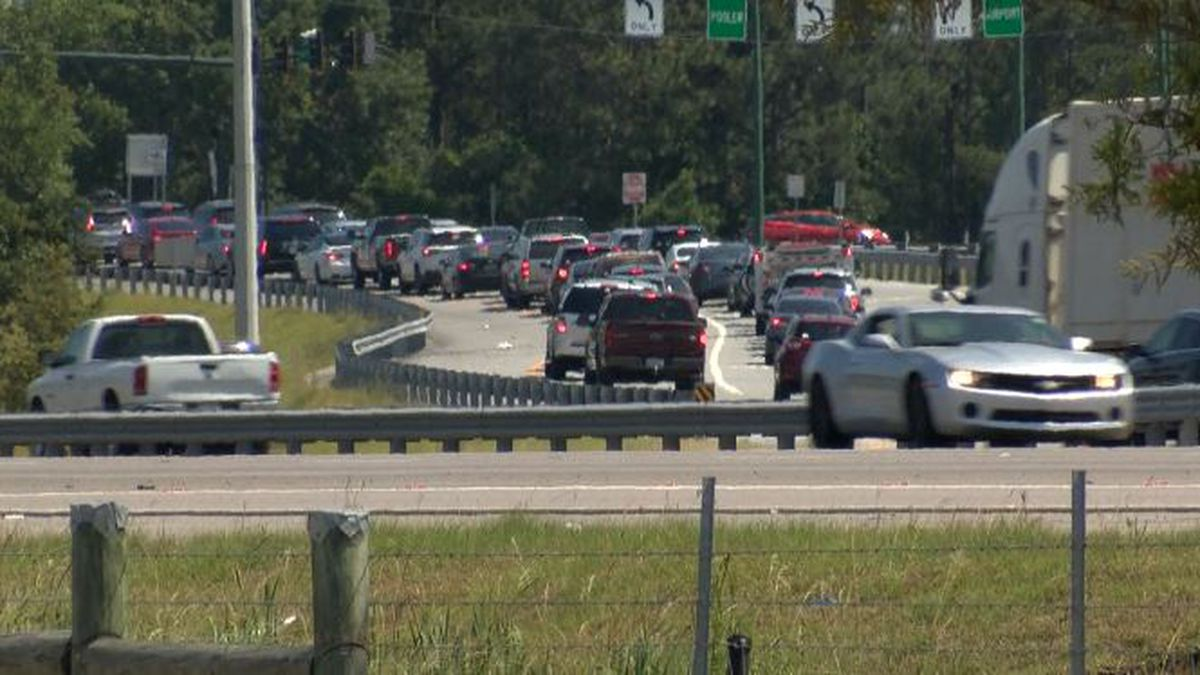 Pooler Traffic