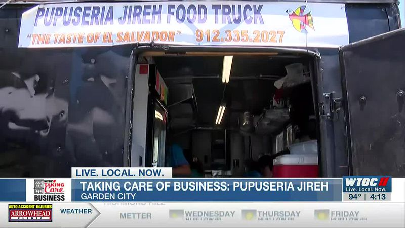 Taking Care of Business: Pupuseria Jireh