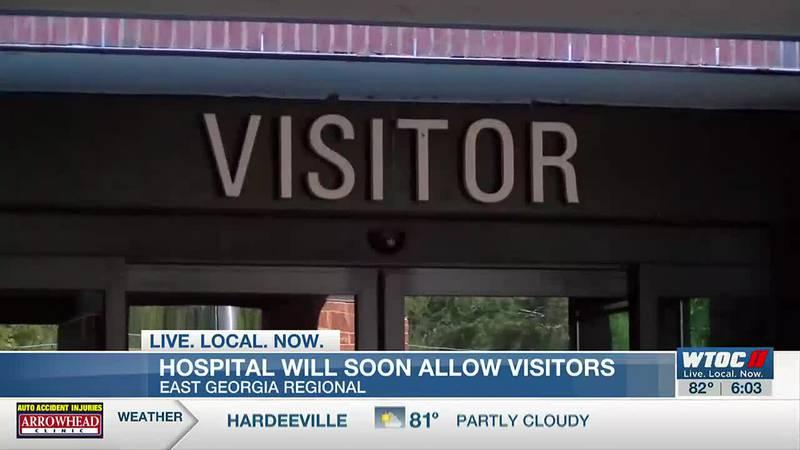 East Georgia Regional to soon allow visitors