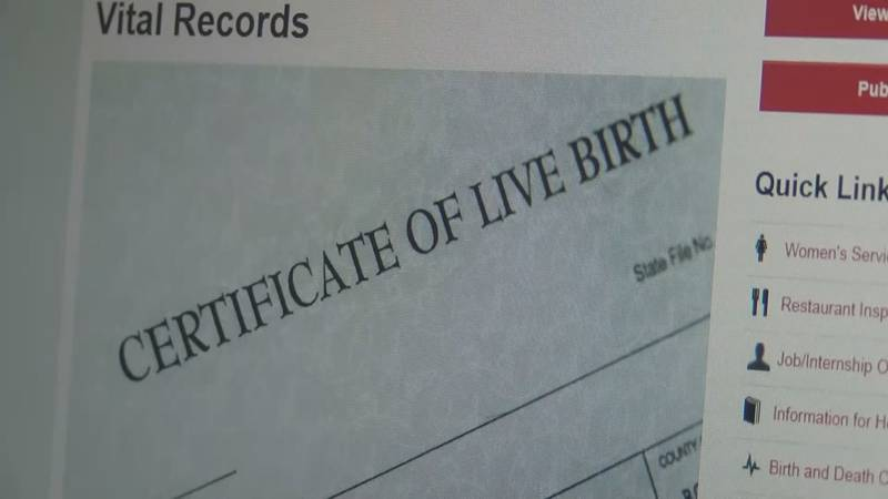 Born without a birth certificate: a lifelong struggle for some in the south