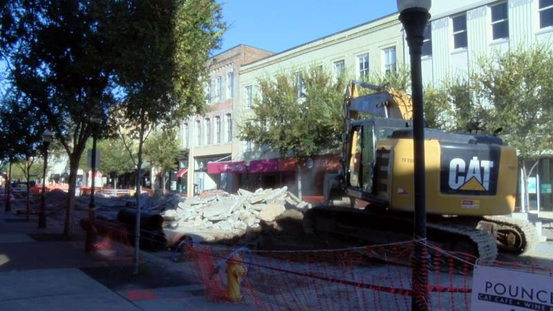 Broughton Streetscape Project