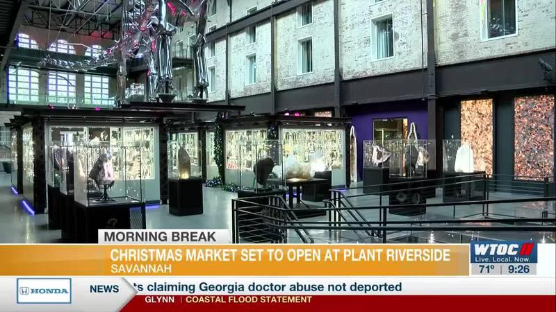 Plant Riverside announces European-style Christmas Market
