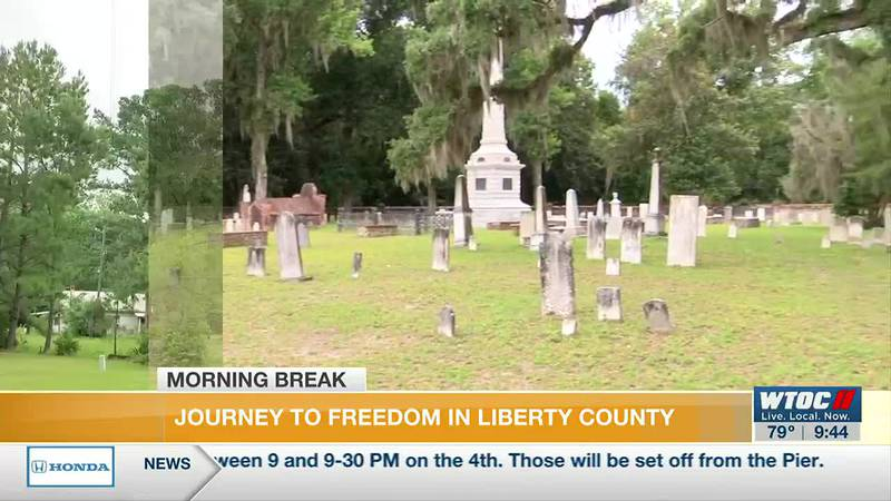 Journey to Freedom in Liberty County