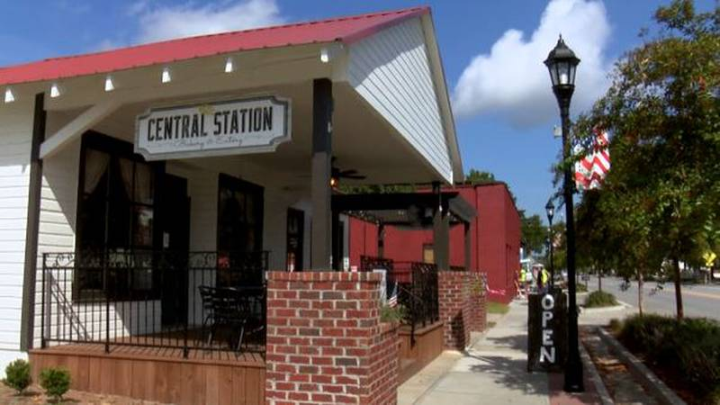 Central Station Springfield