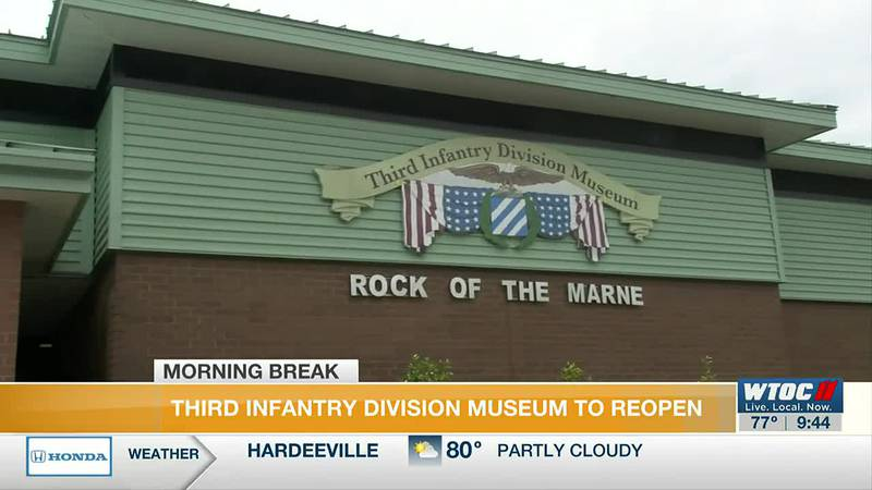 Fort Stewart's 3rd ID Museum ready to reopen