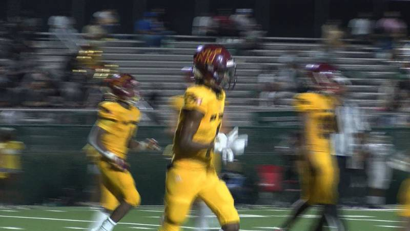 Looking ahead to Friday's WTOC End Zone Game of the Week - New Hampstead at Benedictine.