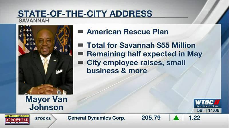 Savannah mayor holds State of the City Address