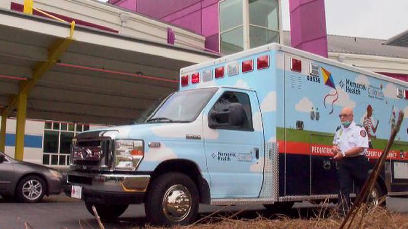 New Pediatric & Neonatal Ambulance