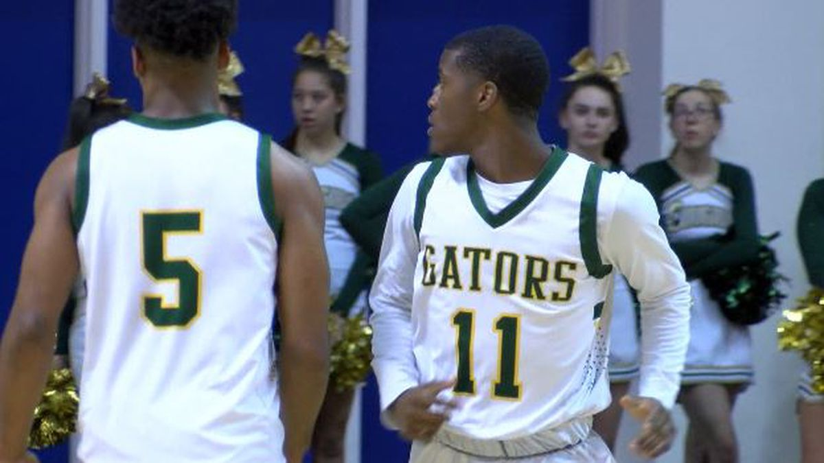 Bulloch Academy put up a fight, but ultimately lost to Holy Spirit Prep in the Final Four.