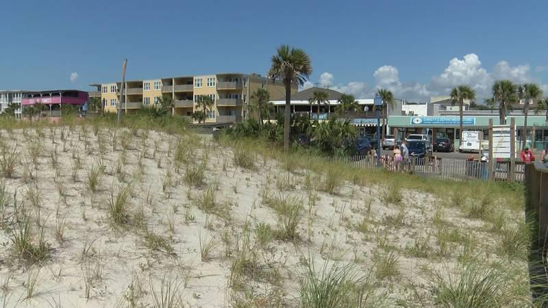 FILE - Members of the Tybee Island community are voicing their concerns about the City's plans...
