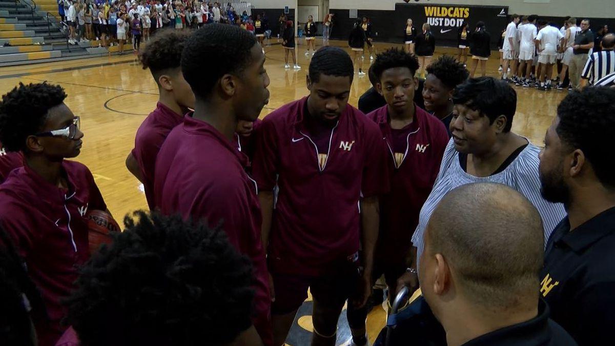 Tonya Mackey became the first woman to coach boys' varsity basketball in Savannah when she was...