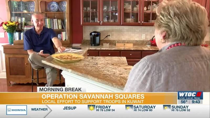 Operation Savannah Squares