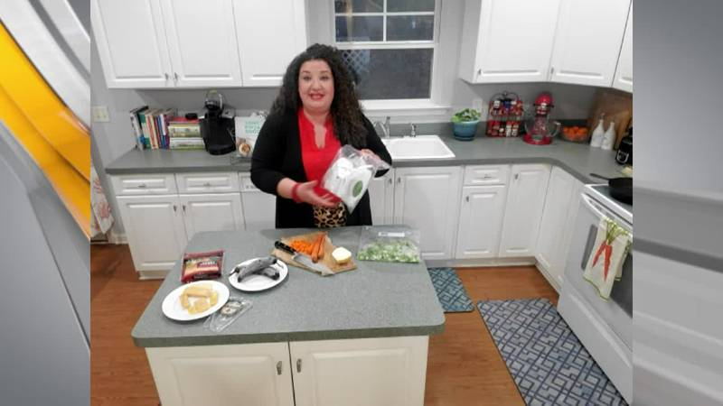 Private Chef Rebekah Lingenfelser shares some tips and tricks for how to use your freezer to...