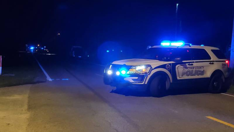 The Chatham County Police Department is investigating a shooting near the 400 block of Chevis...