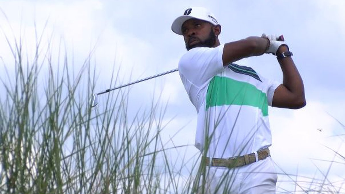 Savannah native Timothy O'Neal will play in the PGA Tour's Rocket Mortgage Classic this week...