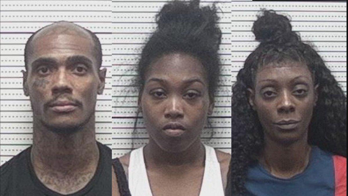 3 arrested in killing of Glennville, Geo historian