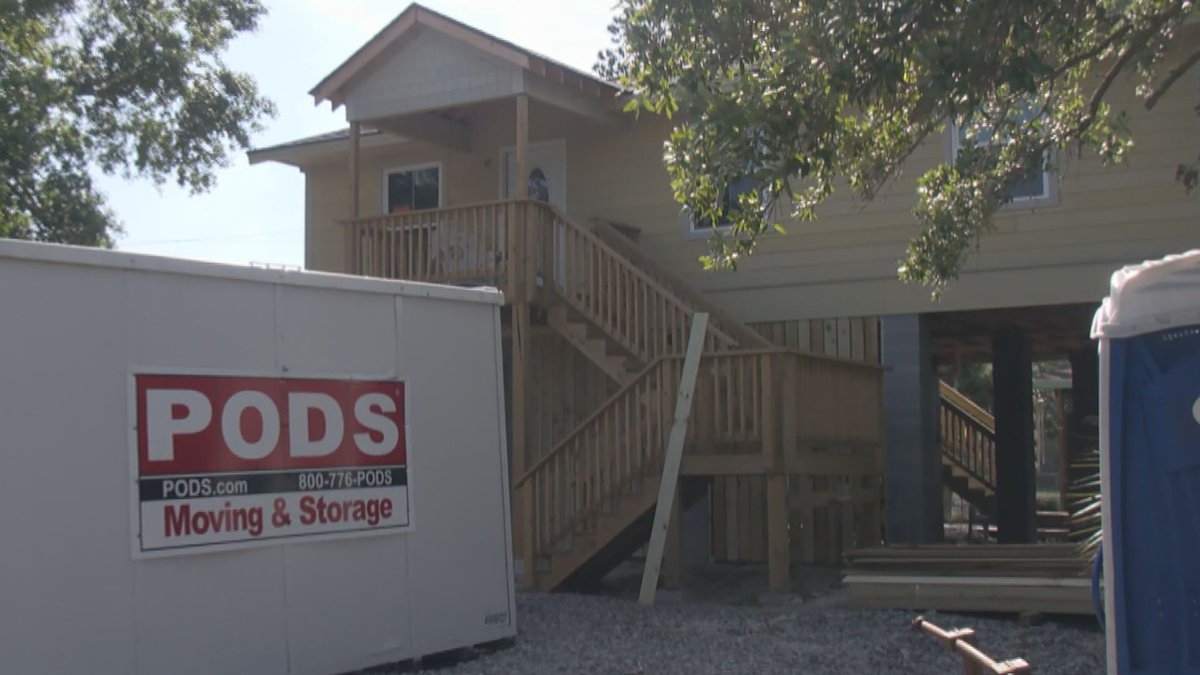 Tuesday is the first official day of the 2021 Hurricane Season, and homeowners on Tybee Island...