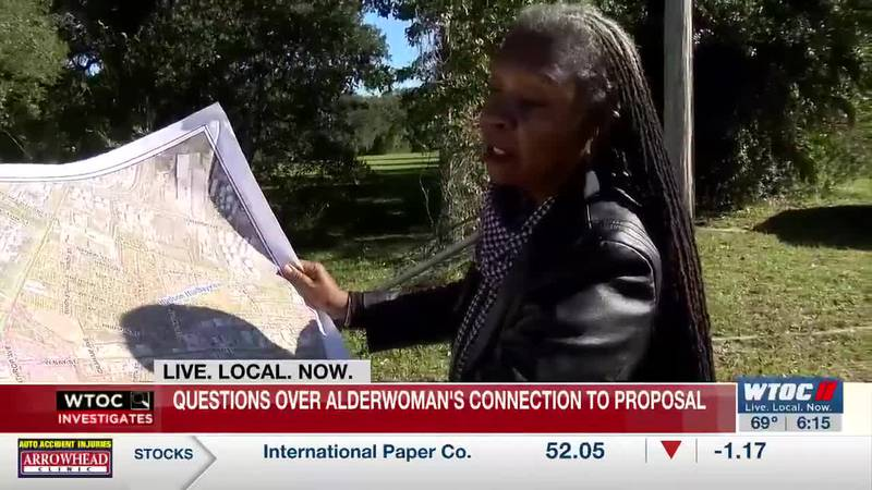Questions over Savannah alderwoman's opposition to homeless shelter, ties to competing proposal