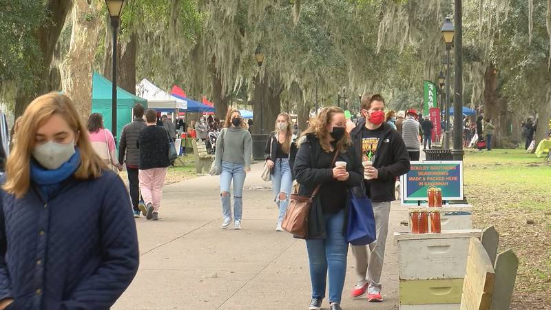 There's no doubt that if you're near Forsyth Park on a Saturday morning, chances are you might...