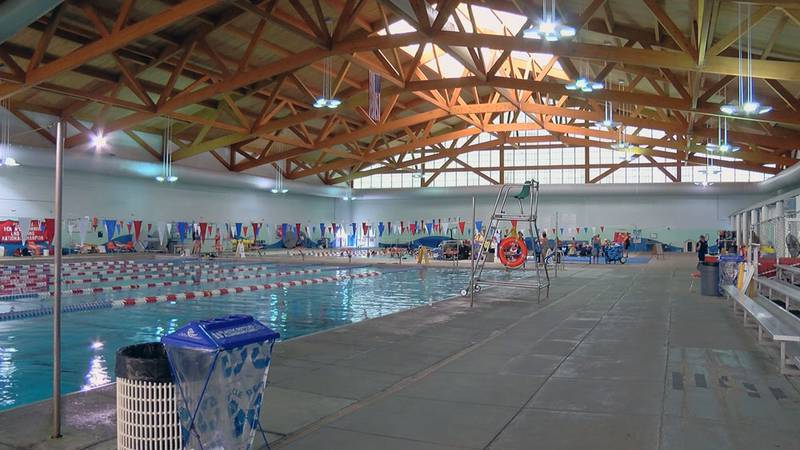 The pool at the West Chatham YMCA. (Source: WTOC)