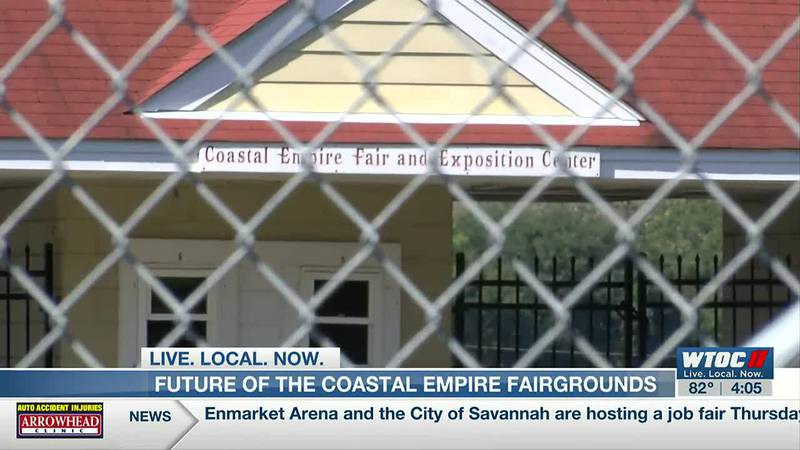 City staff evaluating proposals for Savannah fairgrounds