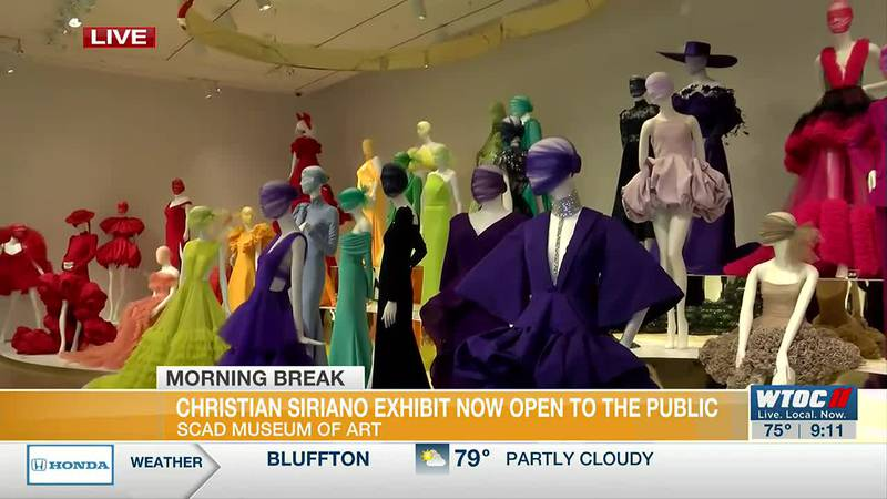 SCAD Museum of Art celebrates 10th anniversary, debuts Christian Siriano Exhibit