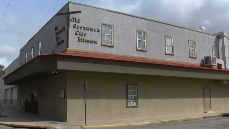 Old Savannah City Mission (Source: WTOC)