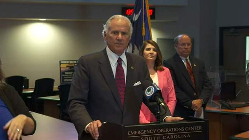 Gov. Henry McMaster announced he was ending South Carolina's state of emergency issued in March...