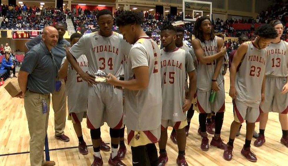 Vidalia says they feel more prepared for the state championship stage than they did before last...