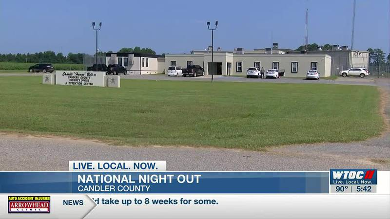 Candler Co. Sheriff's Office holding first National Night Out