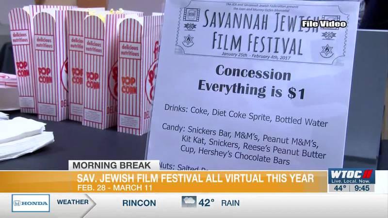 Savannah Jewish Film Festival goes all virtual