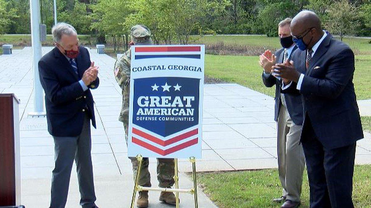 Great American Defense Community Celebration