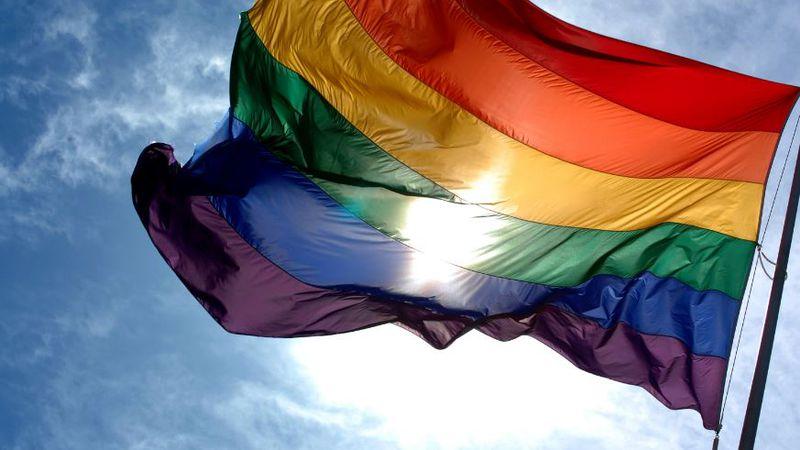 LGBTQ Flag, file image