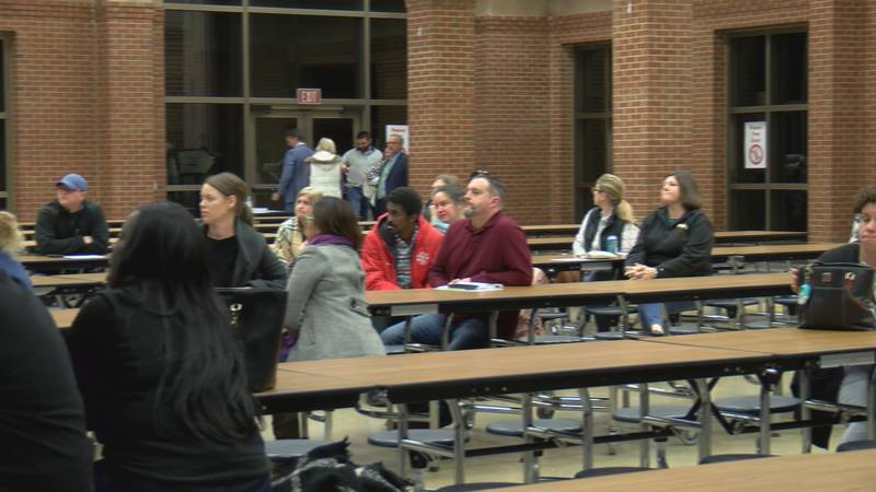 Parents offer feedback to Bryan County school district ahead of new attendance lines.