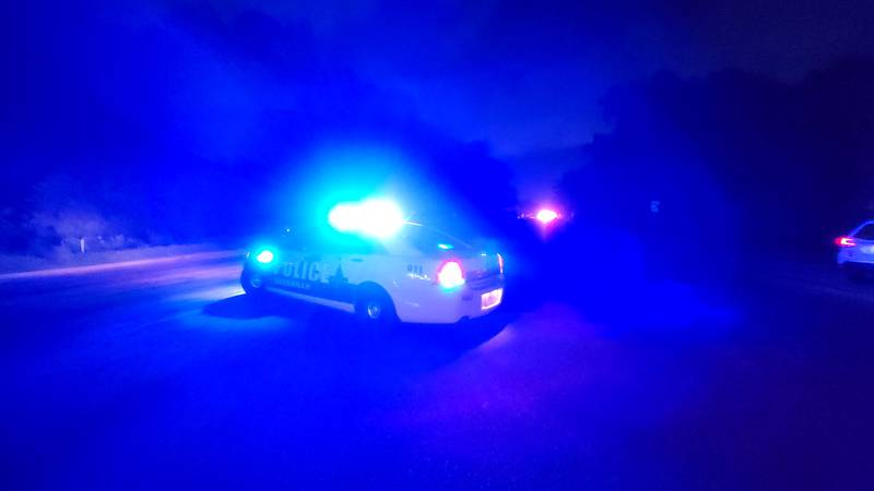 The Savannah Police Department is on the scene of a crash that has all lanes of Dean Forest...