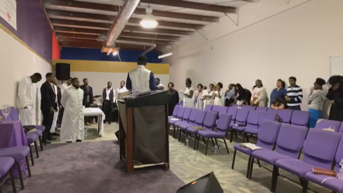 One church in Statesboro met this past sunday, defying Governor Kemp's shelter in place order....