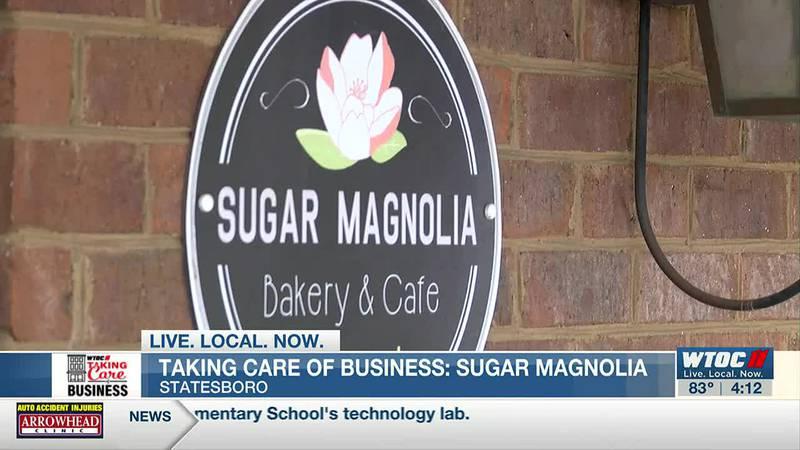 Taking Care of Business: Sugar Magnolia