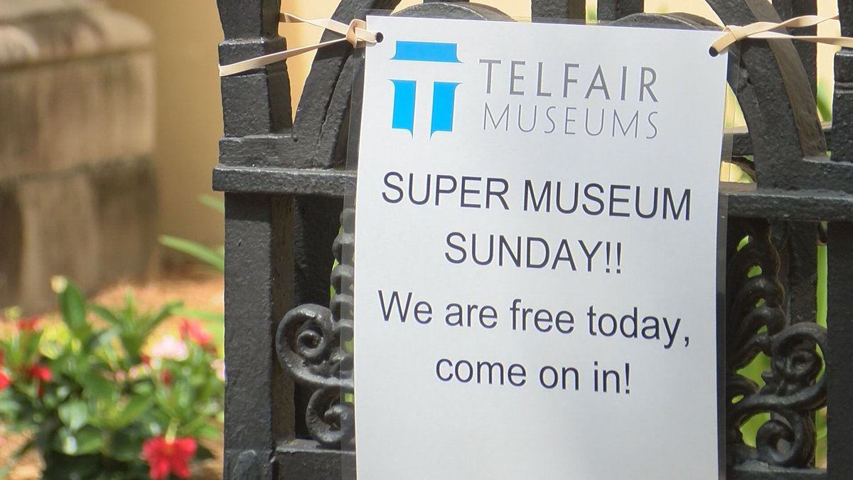 FILE - Savannah museums celebrated Super Museum Sunday on May 2, 2021.
