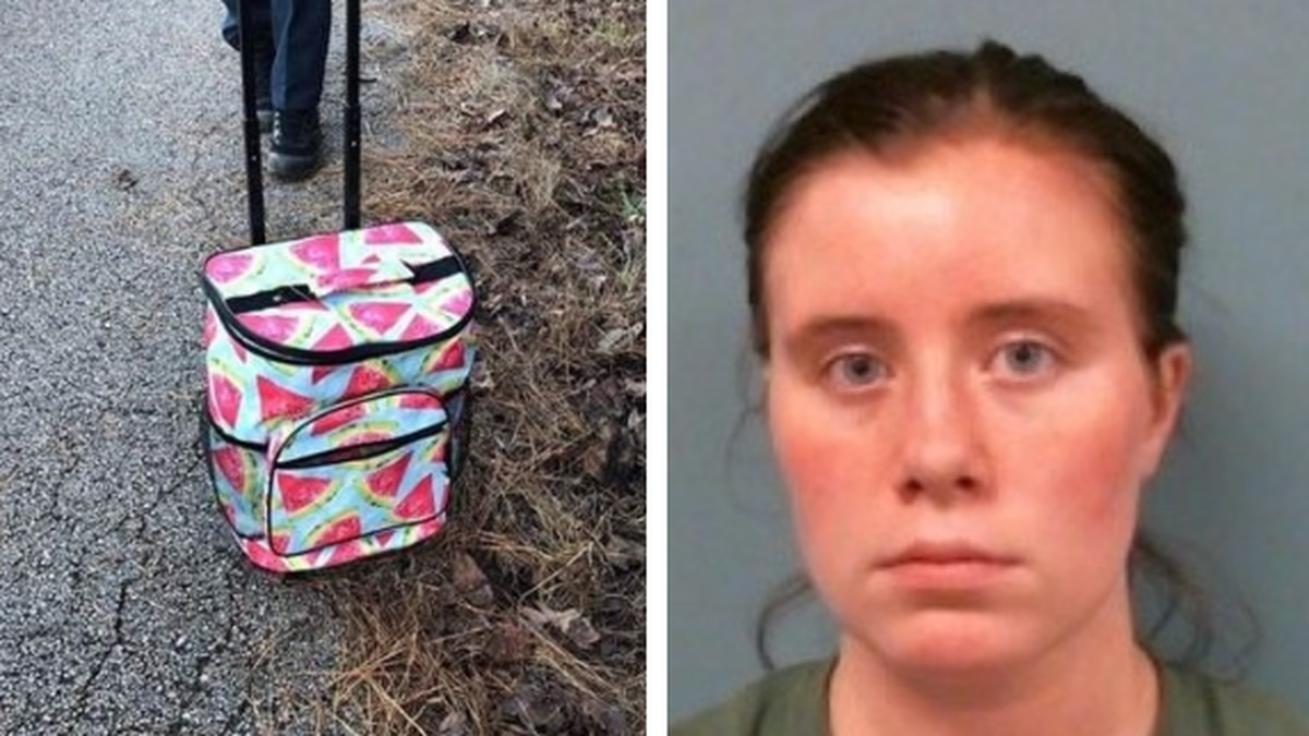 19-year-old Caroline Propes, charged with murder after newborn found dead in cooler in 2019