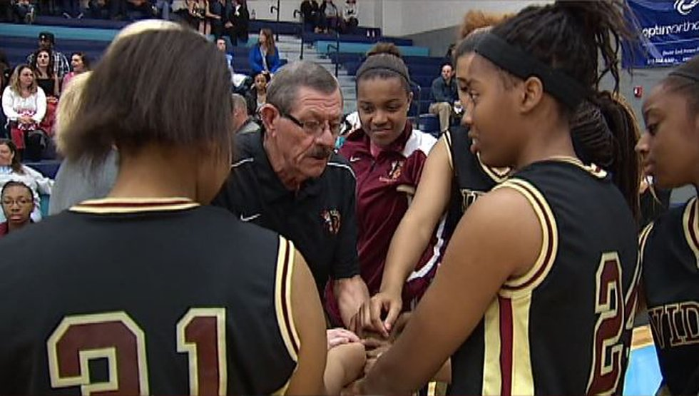 Chunk Reid is Georgia's all-time winningest coach in girls basketball, earning 881 victories in...