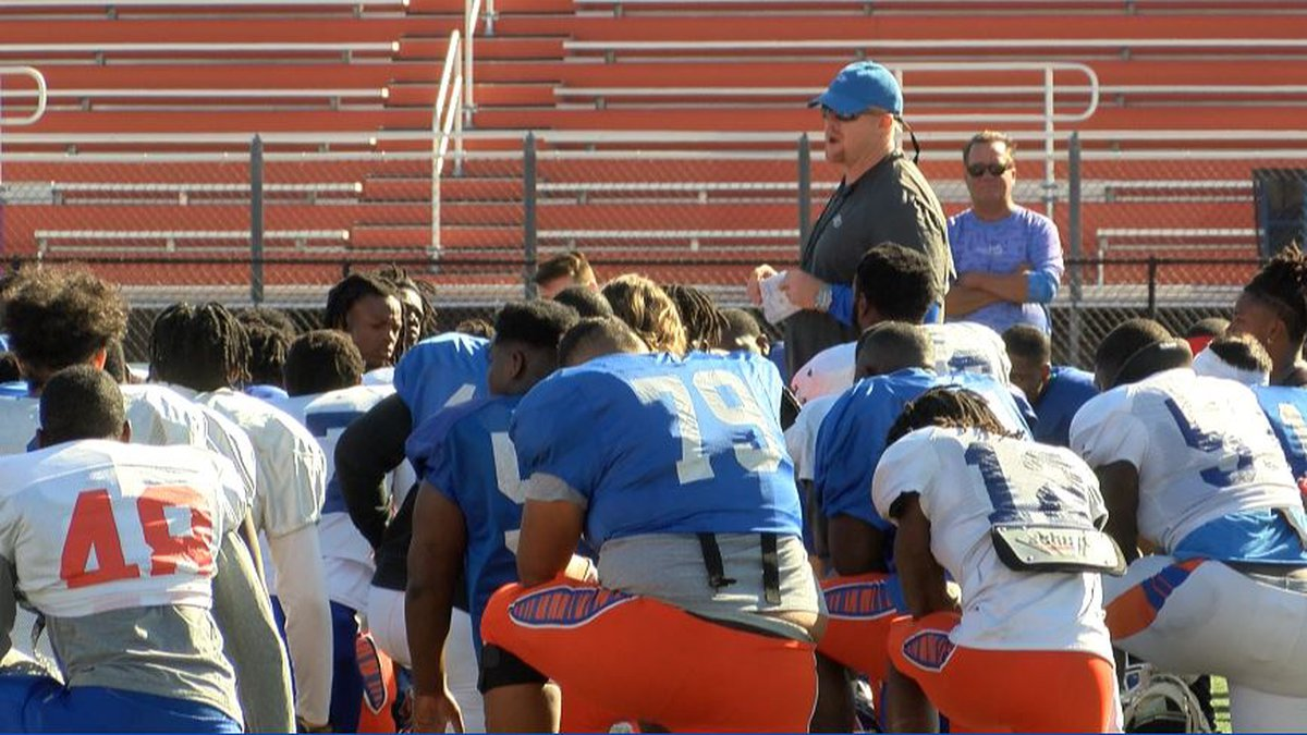 For the first time in decades, the football game will be the main event at Savannah State...