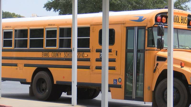 The Evans County School District is making some changes after confirming their first positive...