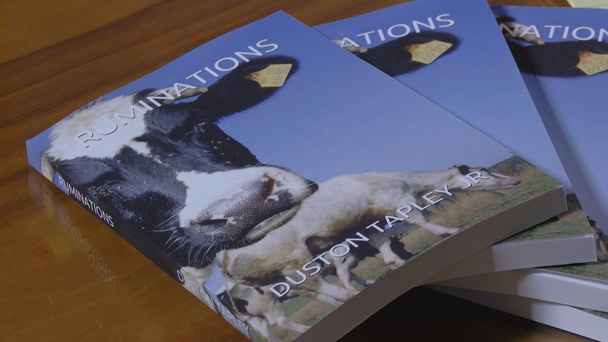 "You can buy Duston Tapley's ""Ruminations"" on Amazon."