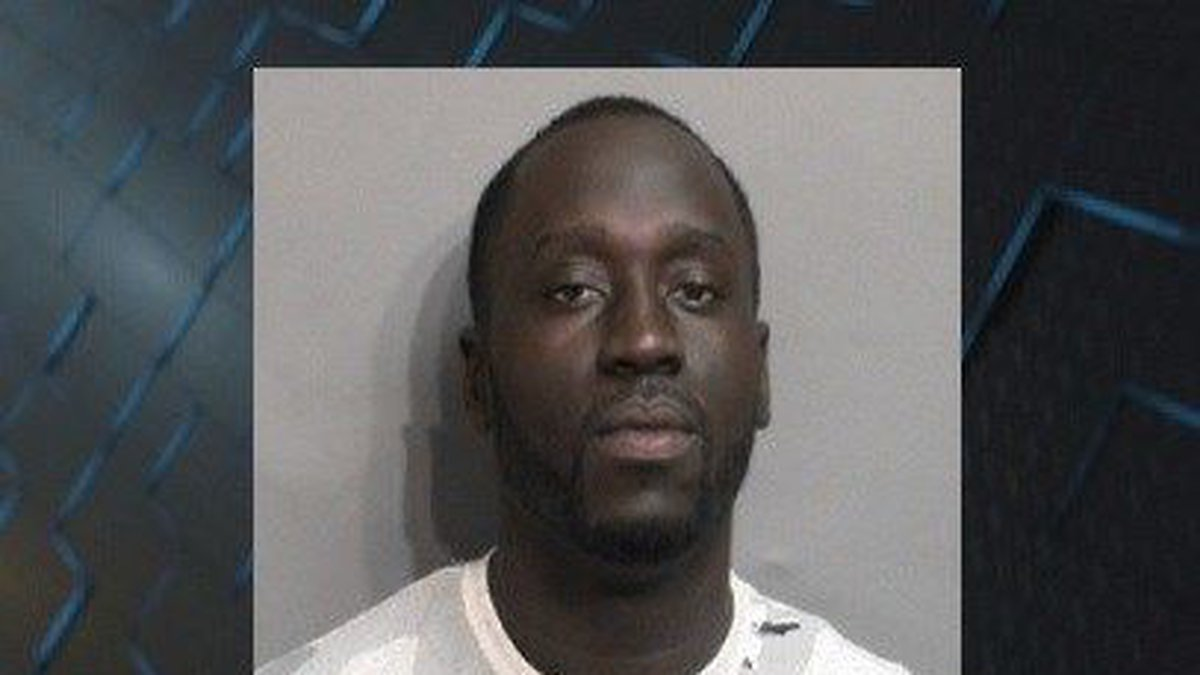Rahad Wright (Source: Glynn County Police Department)