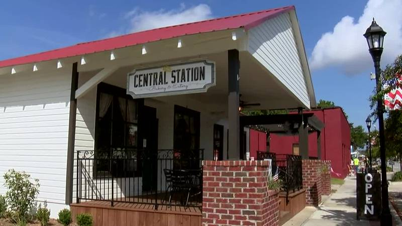 Taking Care of Business: Central Station