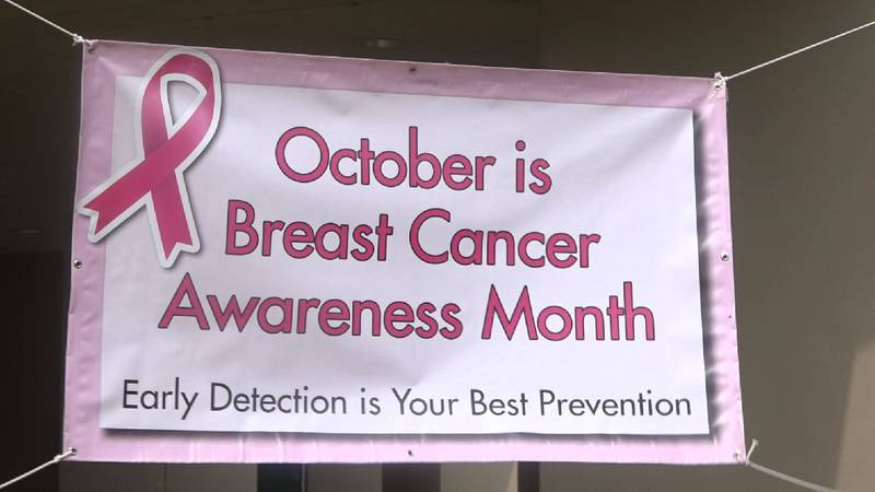 Throughout the month of October, the Coastal Health District is raising awareness of breast...